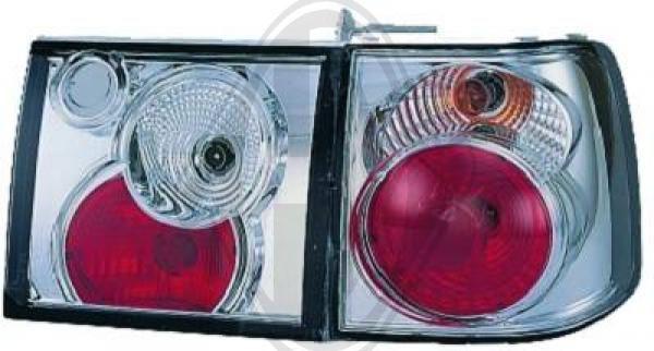Kit de feux arrières - Diederichs Germany - 2244195