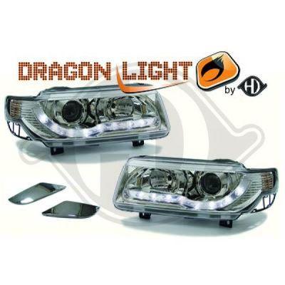 Bloc-optique, projecteurs principaux - HDK-Germany - 77HDK2244285