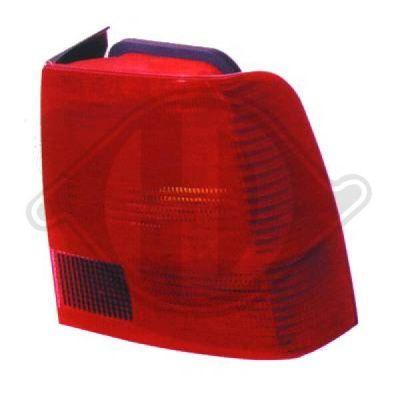 Feu arrière - HDK-Germany - 77HDK2245090