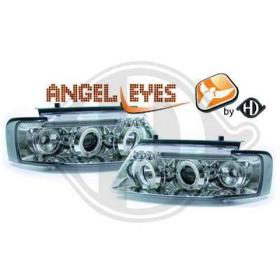Bloc-optique, projecteurs principaux - Diederichs Germany - 2245585