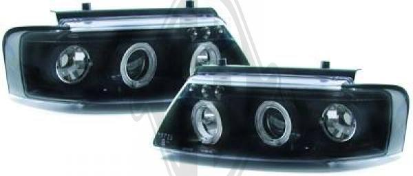 Bloc-optique, projecteurs principaux - Diederichs Germany - 2245685