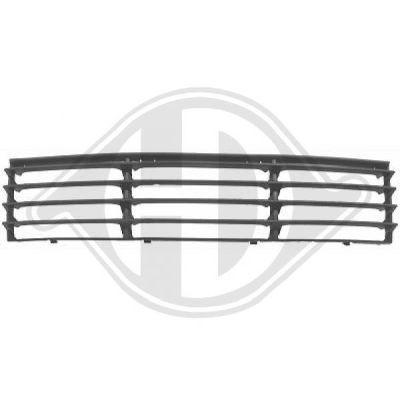 Grille de ventilation, pare-chocs - Diederichs Germany - 2246045