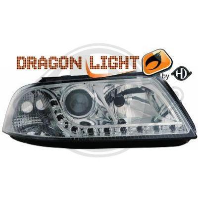 Bloc-optique, projecteurs principaux - HDK-Germany - 77HDK2246585