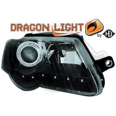 Bloc-optique, projecteurs principaux - HDK-Germany - 77HDK2247485