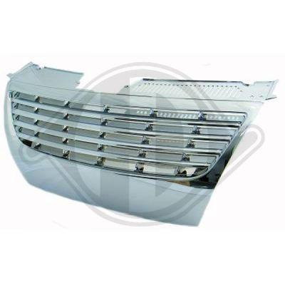 Grille de radiateur - HDK-Germany - 77HDK2247540