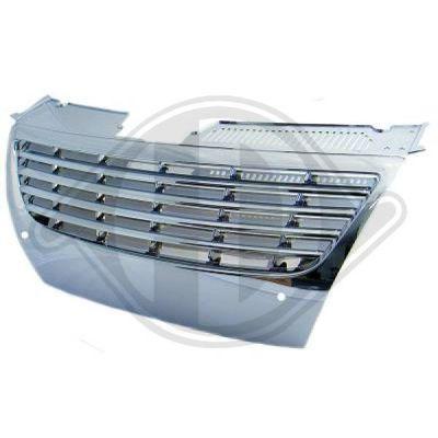 Grille de radiateur - HDK-Germany - 77HDK2247640