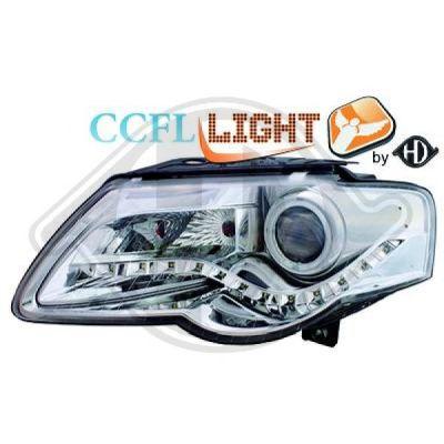 Bloc-optique, projecteurs principaux - HDK-Germany - 77HDK2247785