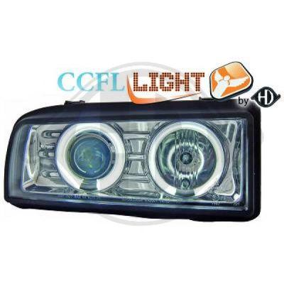 Bloc-optique, projecteurs principaux - Diederichs Germany - 2250281