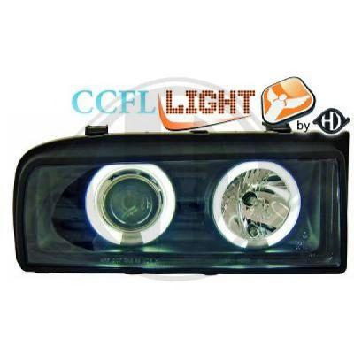 Bloc-optique, projecteurs principaux - Diederichs Germany - 2250381