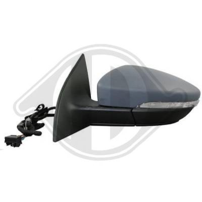 Rétroviseur extérieur - HDK-Germany - 77HDK2251225