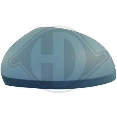 Revêtement, rétroviseur extérieur - HDK-Germany - 77HDK2255028