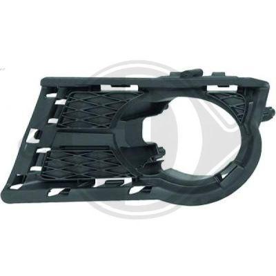 Grille de ventilation, pare-chocs - HDK-Germany - 77HDK2255049