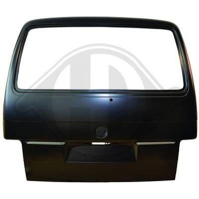 Couvercle de coffre à bagages/de compartiment de chargement - HDK-Germany - 77HDK2270029