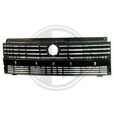 Grille de radiateur - HDK-Germany - 77HDK2270040
