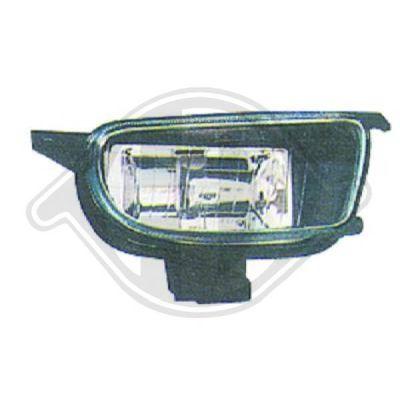 Projecteur antibrouillard - HDK-Germany - 77HDK2271088