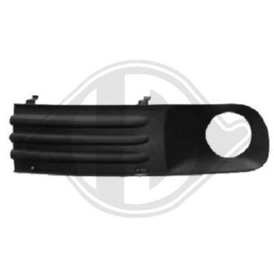 Grille de ventilation, pare-chocs - Diederichs Germany - 2272249