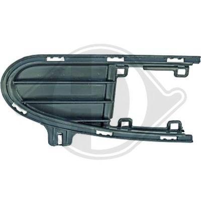 Grille de ventilation, pare-chocs - HDK-Germany - 77HDK2290046