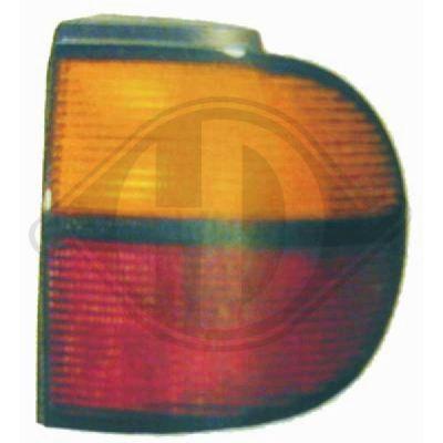 Feu arrière - HDK-Germany - 77HDK2290090
