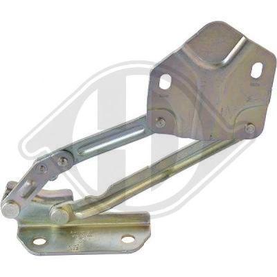 Charnière, capot-moteur - Diederichs Germany - 2295018