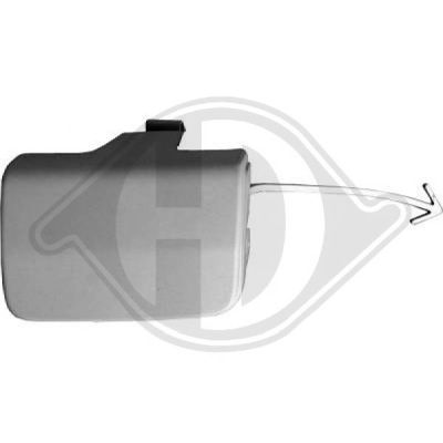 Enjoliveur, pare-chocs - HDK-Germany - 77HDK2295061