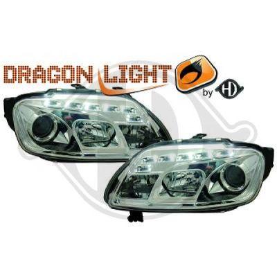 Bloc-optique, projecteurs principaux - HDK-Germany - 77HDK2295285