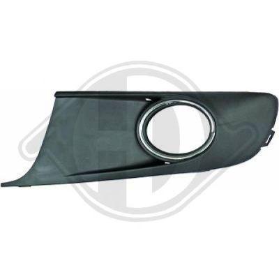 Grille de ventilation, pare-chocs - HDK-Germany - 77HDK2296048