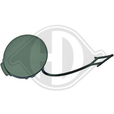 Capuchon, crochet de remorquage - Diederichs Germany - 2296062