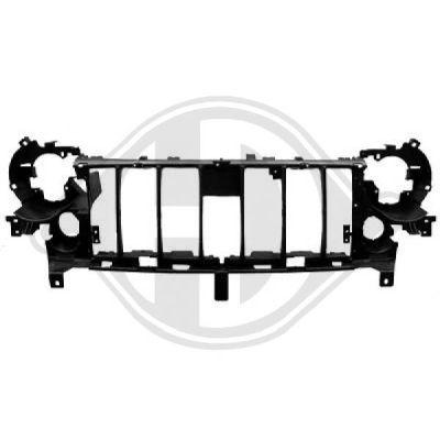 Cadre, grille de radiateur - Diederichs Germany - 2601002