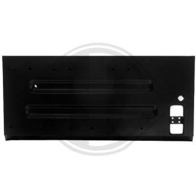 Couvercle de coffre à bagages/de compartiment de chargement - Diederichs Germany - 2675029