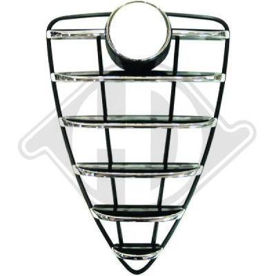 Grille de ventilation, pare-chocs - HDK-Germany - 77HDK3005045