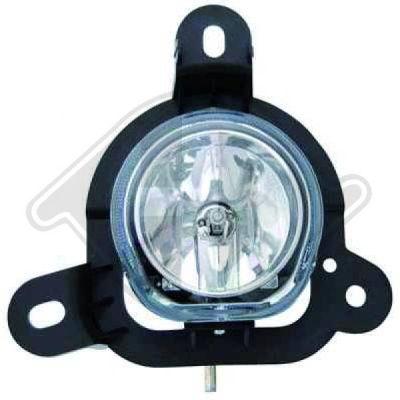 Projecteur antibrouillard - HDK-Germany - 77HDK3005089