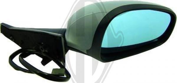 Rétroviseur extérieur - HDK-Germany - 77HDK3005225