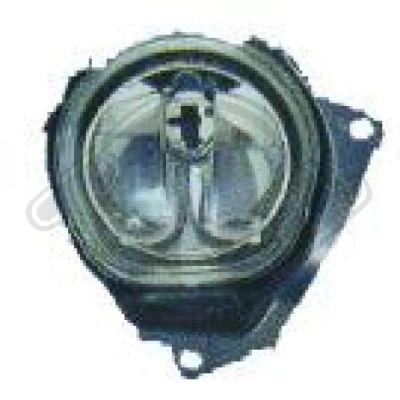 Projecteur antibrouillard - Diederichs Germany - 3040189