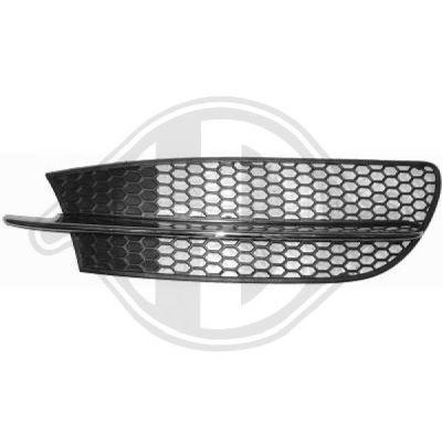 Grille de ventilation, pare-chocs - HDK-Germany - 77HDK3041047