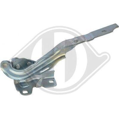 Charnière, capot-moteur - Diederichs Germany - 3042019