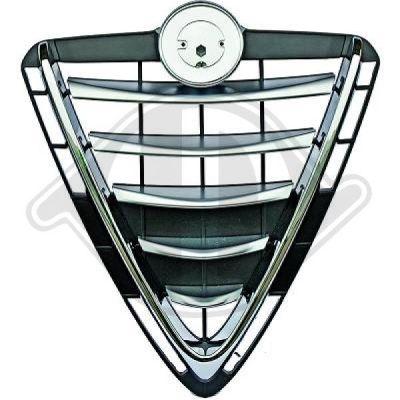Grille de radiateur - HDK-Germany - 77HDK3042140