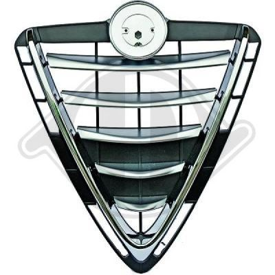 Grille de radiateur - Diederichs Germany - 3042140