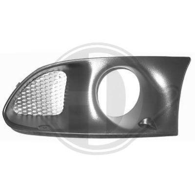 Grille de ventilation, pare-chocs - HDK-Germany - 77HDK3050047