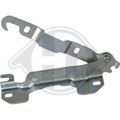 Charnière, capot-moteur - HDK-Germany - 77HDK3052018