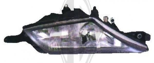 Projecteur principal - Diederichs Germany - 3212080