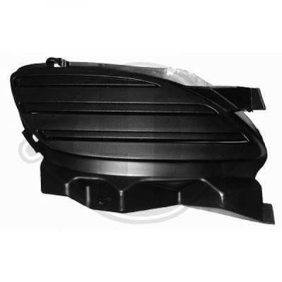 Grille de ventilation, pare-chocs - Diederichs Germany - 3212146