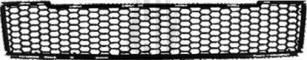 Grille de ventilation, pare-chocs - Diederichs Germany - 3405045