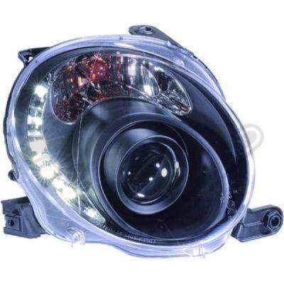 Bloc-optique, projecteurs principaux - Diederichs Germany - 3405385