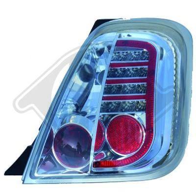 Kit de feux arrières - HDK-Germany - 77HDK3405995