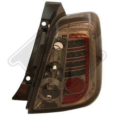 Kit de feux arrières - Diederichs Germany - 3405996