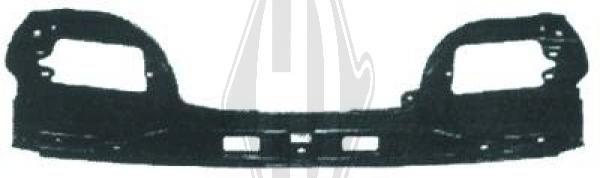 Revêtement avant - Diederichs Germany - 3432002