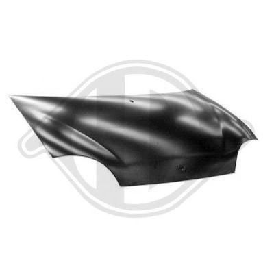 Capot-moteur - Diederichs Germany - 3433000