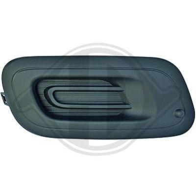 Grille de ventilation, pare-chocs - HDK-Germany - 77HDK3435047