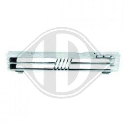 Grille de radiateur - Diederichs Germany - 3451040