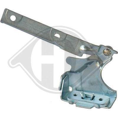 Charnière, capot-moteur - HDK-Germany - 77HDK3452018